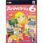 Best Horse Pc Games - ANIMANIA 6 PC Game Pack Review