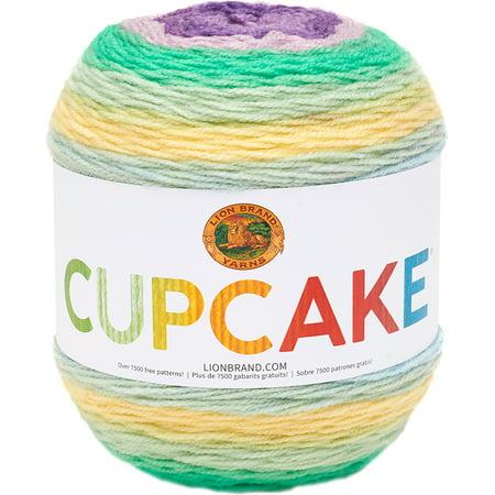 - Lion Brand Yarn Cupcake-Robin Egg