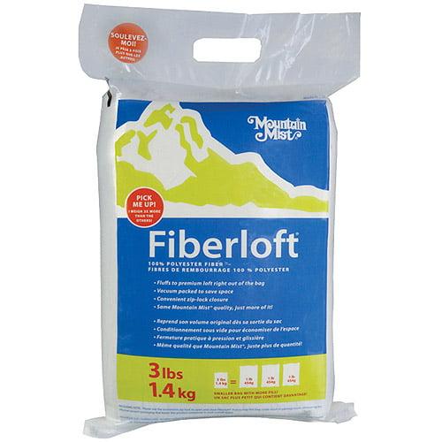 Fiberloft Polyester Stuffing, 3 lbs