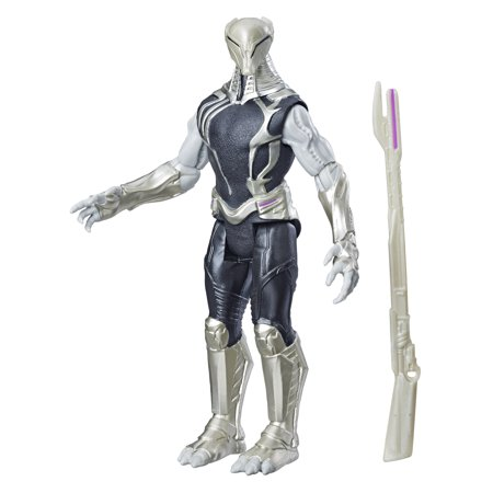 Marvel Avengers Chitauri 6-Inch-Scale Marvel Villain Action Figure Toy (Scream Villain)
