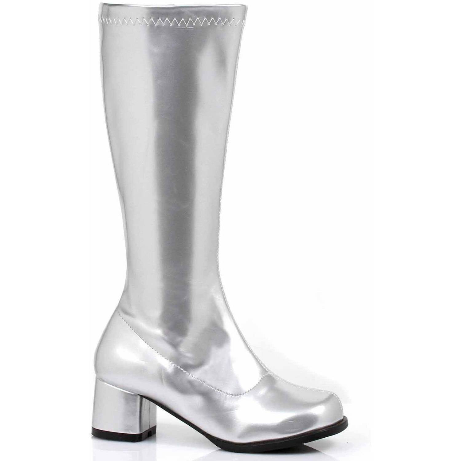 Dora Silver Boots Girls' Child Costume Accessory by Generic