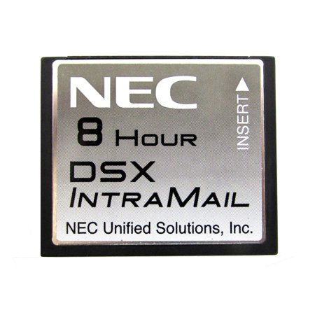 NEC DSX Systems  DSX IntraMail 4 Port 8 Hour VoiceMail