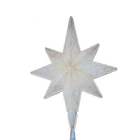 Northlight 23117867 10 in lighted christmas star of bethlehem tree northlight 23117867 10 in lighted christmas star of bethlehem tree topper mozeypictures Image collections