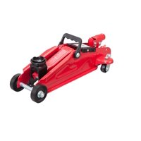 Hyper Tough 2 Ton Trolley Jack Red/Black - T82011W
