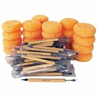 Royal Brush Cleaning Tools Value Pack, Set of 72