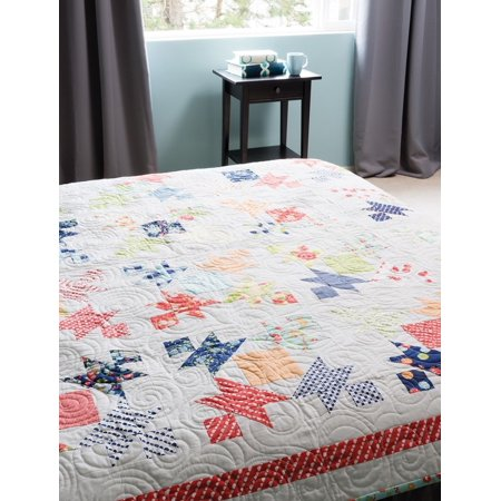 Moda Quilt Patterns - Clearance Sale~Cotton Way Classics~Fresh Quilts for a Charming Home by Bonnie Olaveson of Moda