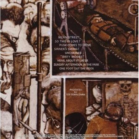Van Halen - Fair Warning - Vinyl