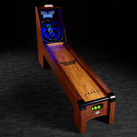 Lancaster 108 Inch Classic Arcade Roll and Score Ball Alley Game Machine