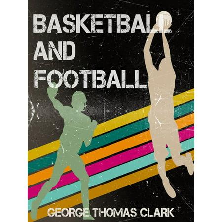 Basketball and Football - eBook](Football Shaped Cheese Ball)