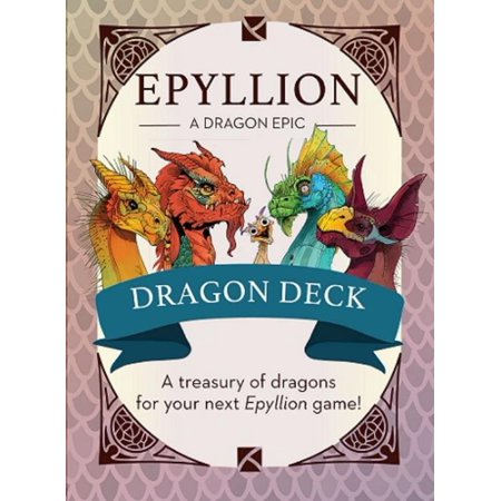 Epyllion - A Dragon Epic - Dragon Deck New
