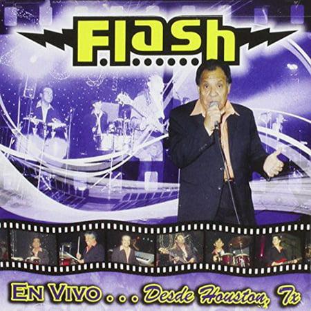 Flash - En Vivo: Desde Houston Tx [CD] - Halloween Houston Tx