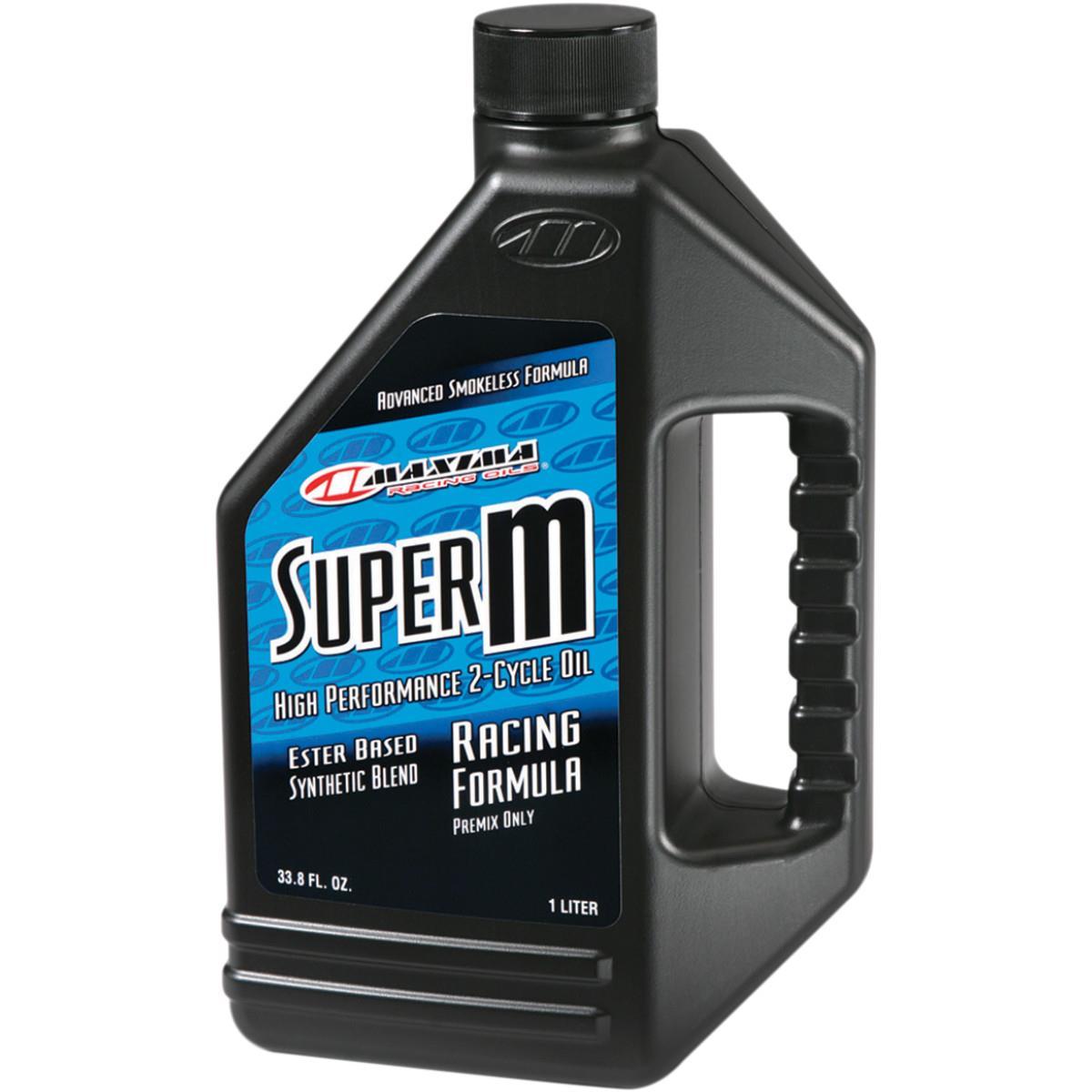 Maxima 20901 Super M 2T Oil - 1L.
