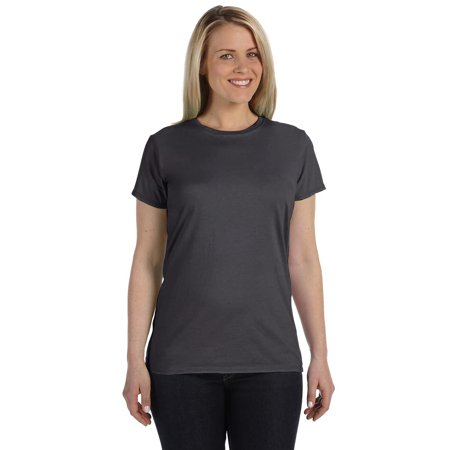 Peony Discount Code (A Product of Comfort Colors Ladies' Lightweight RS T-Shirt - GRAPHITE - M [Saving and Discount on bulk, Code)