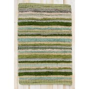 CLM Bossa Nova Blue/Green Area Rug