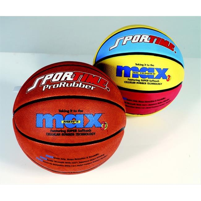 Sportime 016114 8.5 In. Dia Youth Basketball-Trainer