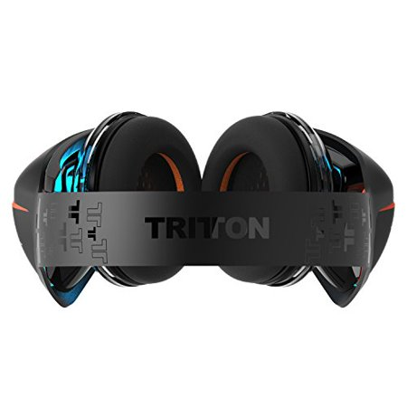 Refurbished Mad Catz TRI903070002/04/1 Tritton ARK 100 Amplified Stereo Hdst for PS 4 - (Best Tritton Headset For Ps4)
