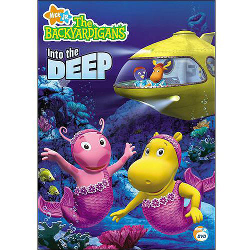 The Backyardigans: Into The Deep (Full Frame)