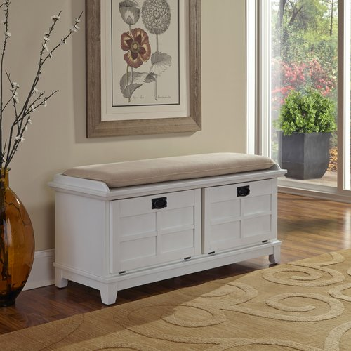 Home Styles Arts & Crafts Furniture Collection White Finish
