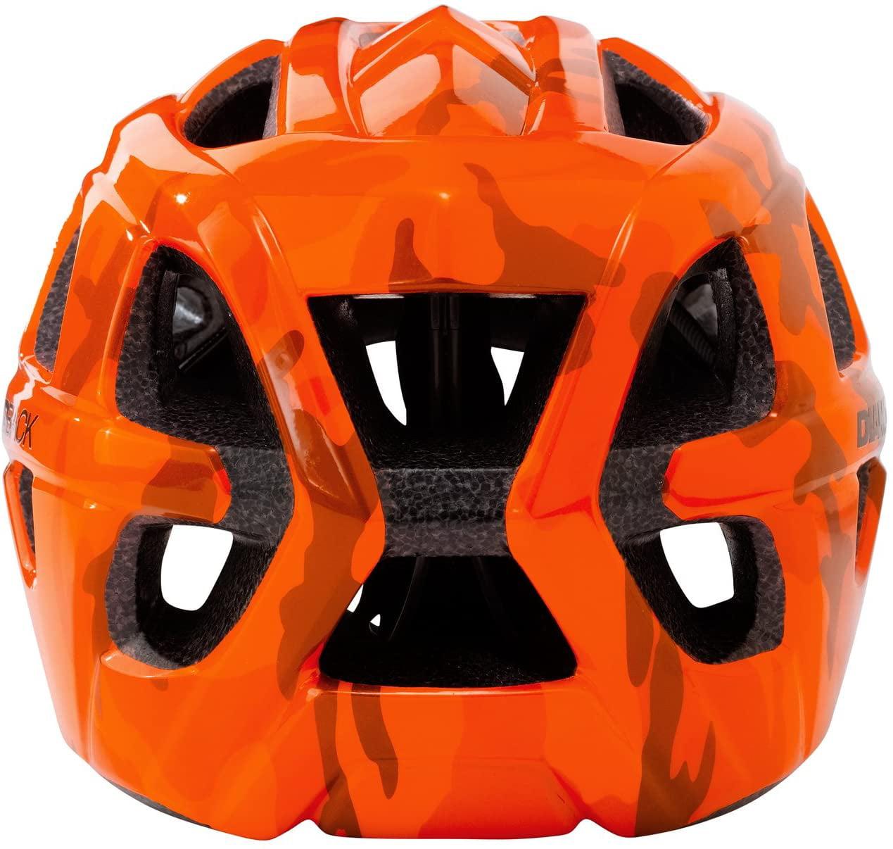 Orange Diamondback 88-32-016 Octane Youth Bike Helmet,Fits Heads from 49-52cm