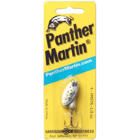 Panther Martin 1/8 oz Nature Series, Spotted Sea