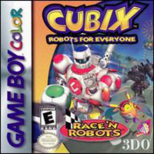 Image of Cubix Robots for Everyone GBC