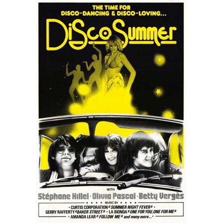 Disco Summer - movie POSTER (Style A) (27