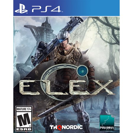 Elex PS4 - Preowned/Refurbished