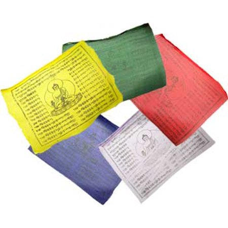 RBI Ritual Supplies Tibetan Buddha prayer flag 8