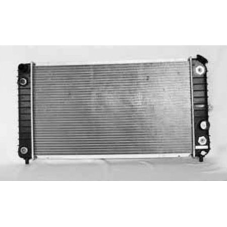 NEW RADIATOR ASSEMBLY FITS CHEVY 96-05 BLAZER S10 4.3L V6 262 CID GM3010227 RA1130 20837 20838 2370 RA1130 52472964 15120548