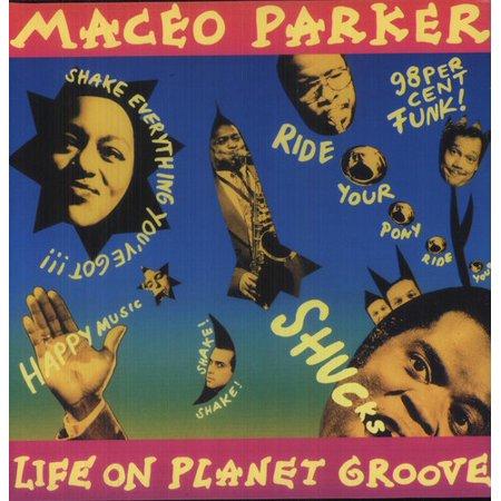 Life on Planet Groove (Vinyl)