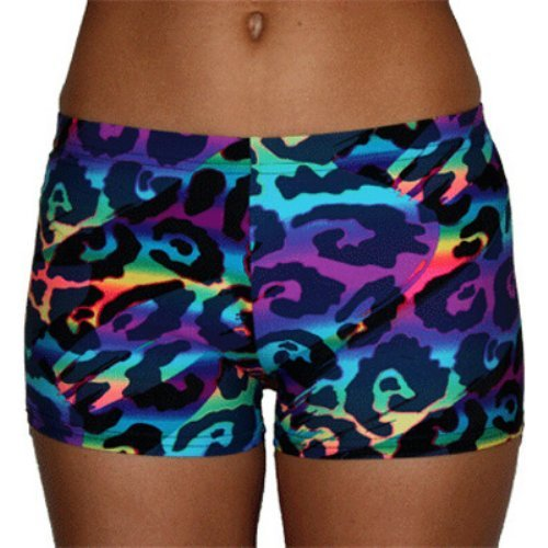 Funkadelic Feisty Cat 2.5 in. Volleyball Shorts