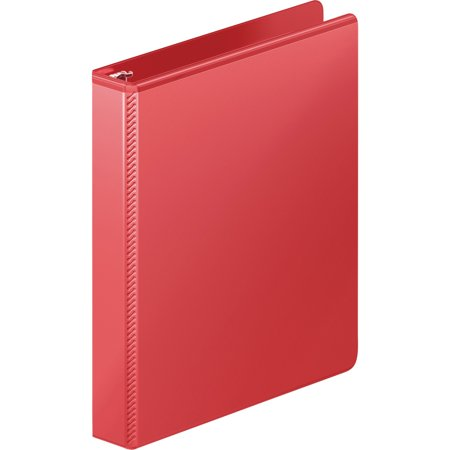 Wilson Jones, WLJ385141797, 385 Heavy-duty D-Ring View Binders, 1 / Each, Red