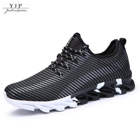 YJP Men's Athletic Sneakers Running Shoes Sports Casual Training Outdoor