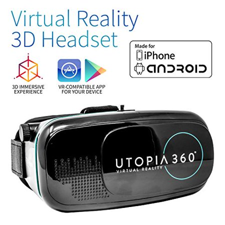17bff441915 Utopia 360 VR Headset