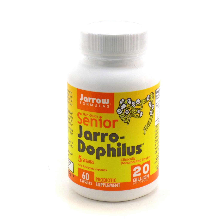 Jarro-Dophilus Senior 20 billion By Jarrow - 60 Capsules