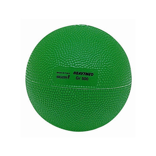 Gymnic 4'' Heavymed Ball in Green