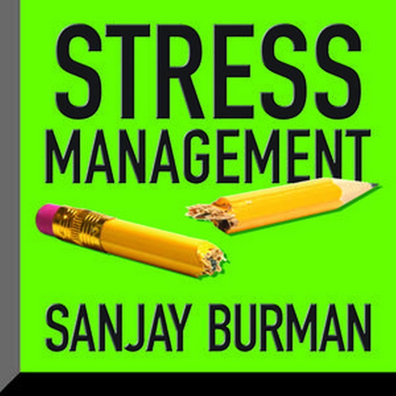 Stress Management - Audiobook