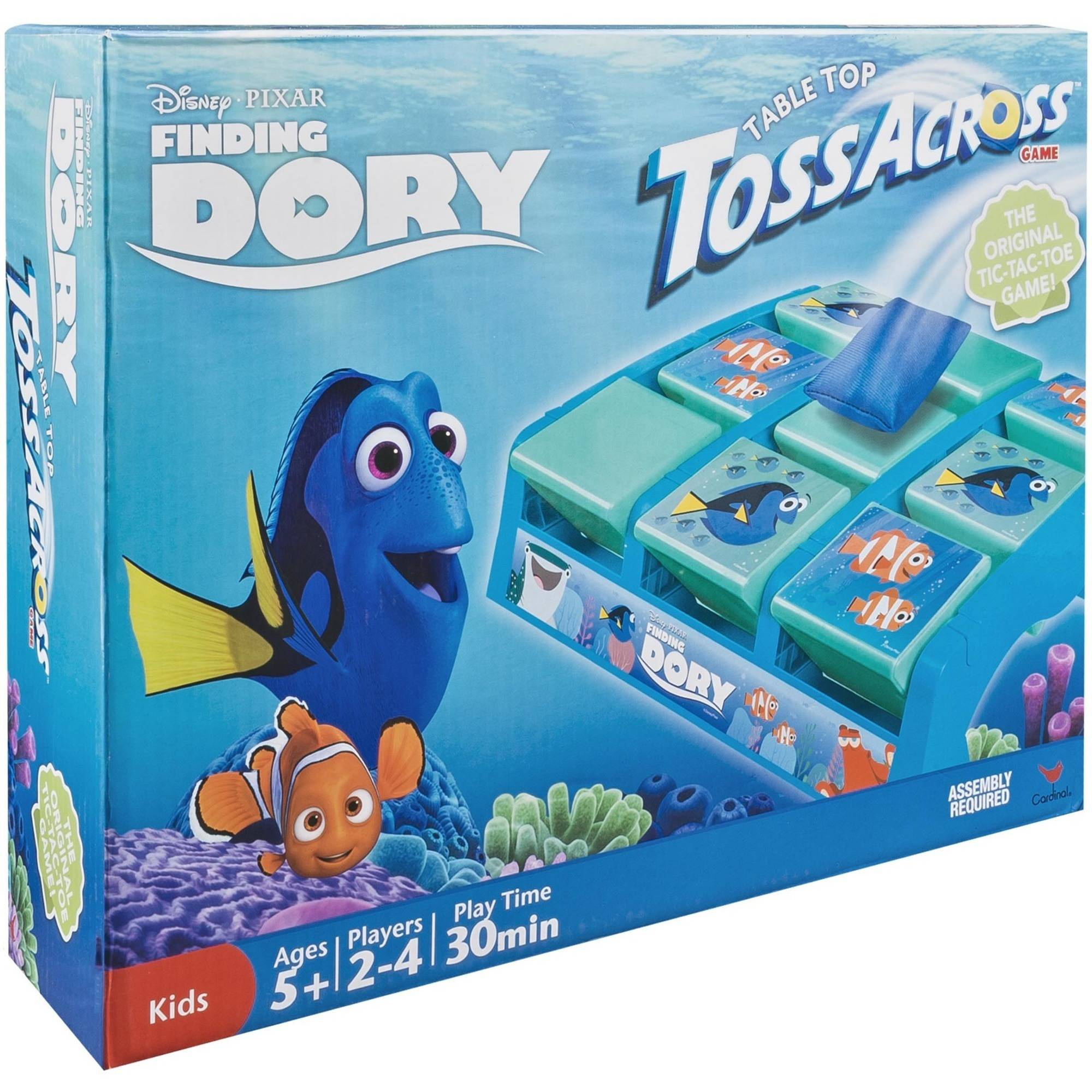 Finding Dory Table Top Toss Across Game