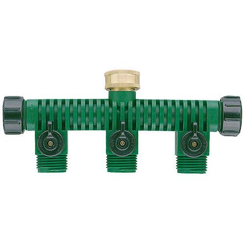 Plastic Hose Faucet Manifold
