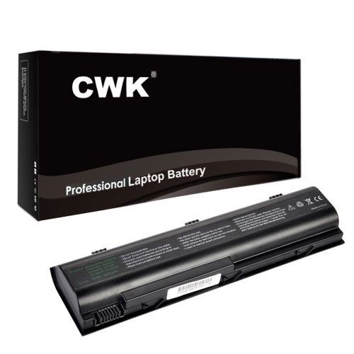CWK Long Life Replacement Laptop Notebook Battery for HP Compaq HSTNN-OB17 HSTNN-LB09 HSTNN-LB17 PF723A Compaq Presario C300 C500 Series 4800mA HSTNN-lb17 8800 398832-001