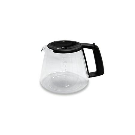 Braun KFK10FL Coffeemaker Glass Carafe with lid, Black 10 - Braun Coffee Carafe