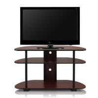 """Turn-N-Tube 3-Tier TV Stand for TVs up to 42"""", Multiple Colors"""