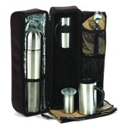 Cafe Chalet Coffee Set in Black