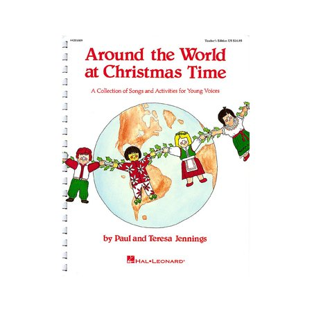 Hal Leonard Around the World at Christmas Time (Musical) 2-Part Composed by Teresa