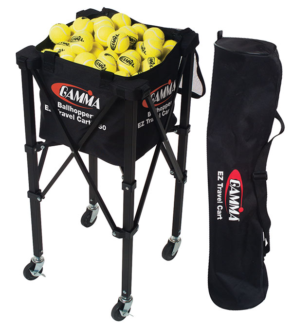 GAMMA Pickleball EZ Travel Cart 150
