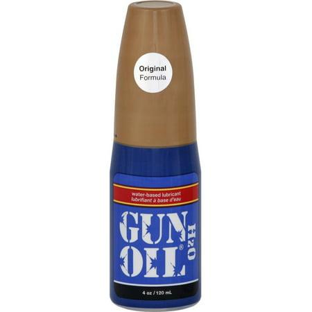 Gun Oil  H20 Personal Lubricant 4 oz
