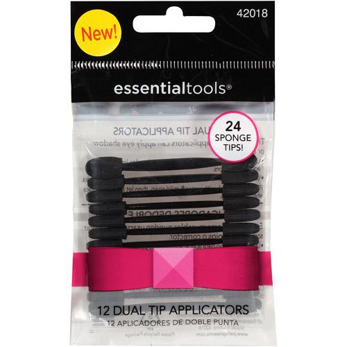 Essential Tools Dual Tip Applicators, 12 count