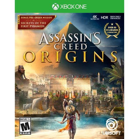 Assassin's Creed: Origins Day 1 Edition, Ubisoft, Xbox One, 887256028497](Assassin's Creed Hidden Blade)