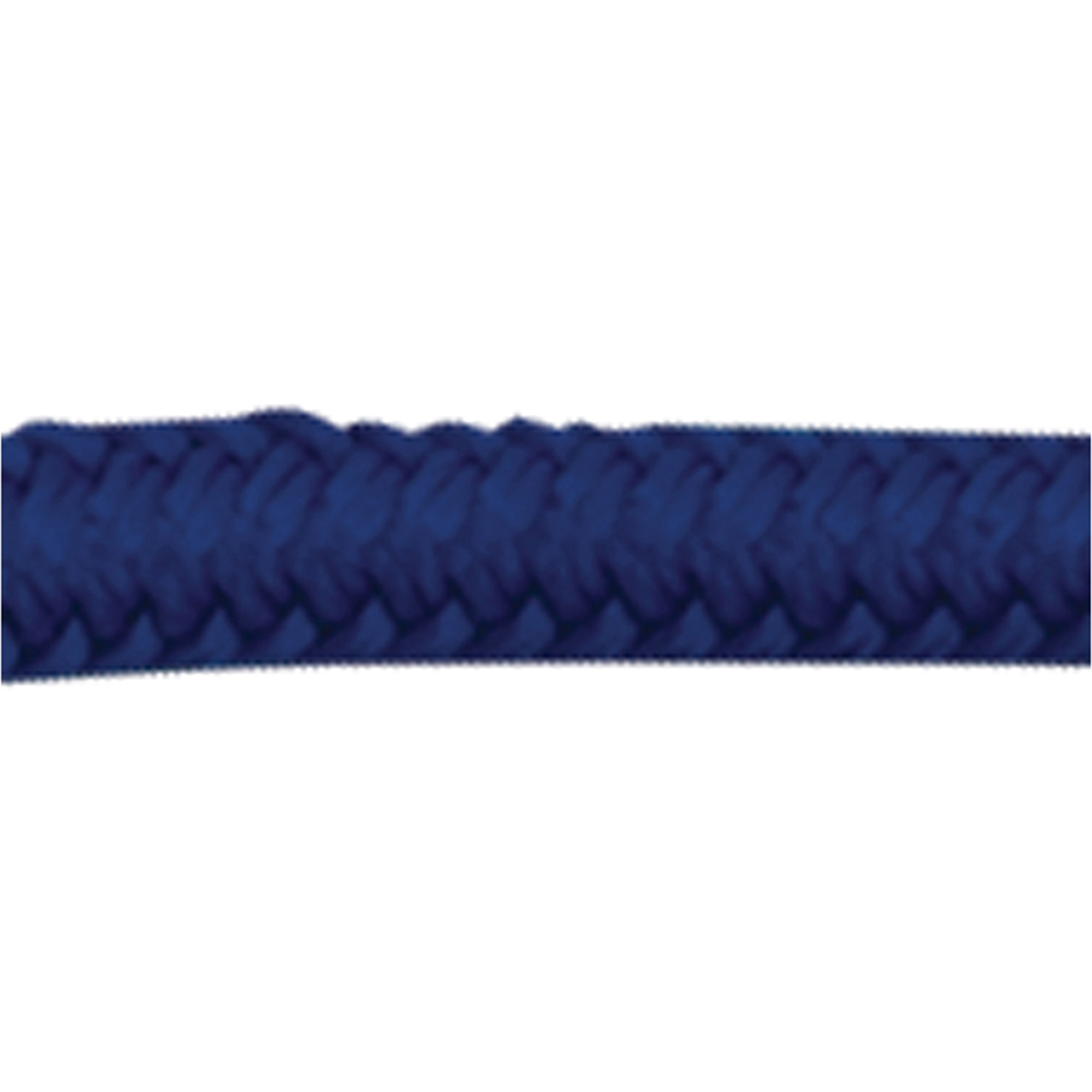 "Sea Dog Dock Line, Double Braided Nylon, 1 2"" x 15', Navy by"