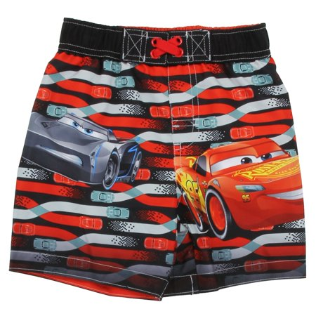 Disney Cars Baby Boys' Lightning McQueen Swim Trunks](Lightning Mcqueen Clothes)